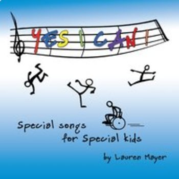 Yes I Can! (Special songs for special kids)