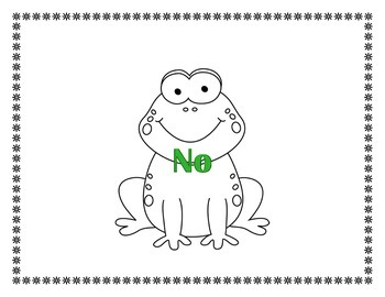 Yes No Corner Activity