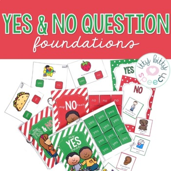 Yes/No Question Foundations