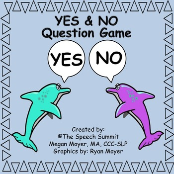 Yes & No Question Game