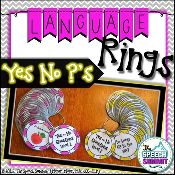Yes No Question Language Rings