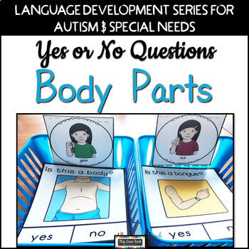 Yes No Questions Body Parts