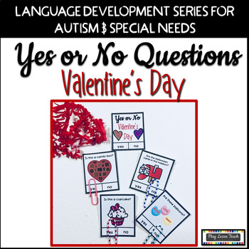 Yes No Questions Bundle 2