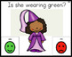 Yes/No Questions: Royal Kingdom Theme Task Cards
