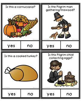 Yes No Questions Thanksgiving