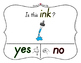 Yes No Questions with Visuals ~ Letter I Sound / Sight Recognition Speech