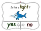 Yes No Questions with Visuals ~ Letter L Sound / Sight Recognition Speech