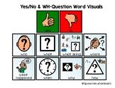 Yes/No and WH-Question Visuals