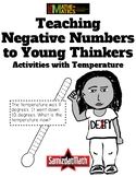 Yes, You SHOULD Be Teaching Young Children About Negative Numbers
