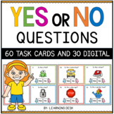 Yes No Questions Speech Therapy (Yes or No Questions) | Ta