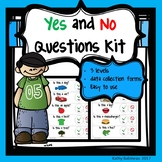 Yes and No Questions Kit Distance Learning