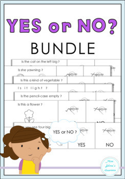 Yes or No Questions Bundle