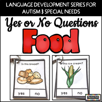 Yes No Questions - Food