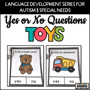 Yes No Questions - Toys