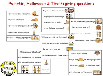 Yes/No Graph Questions(EDITABLE)~Fall, pumpkins, apples, Halloween,Thanksgiving