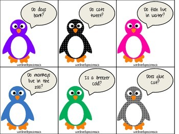 Yes/No Penguins