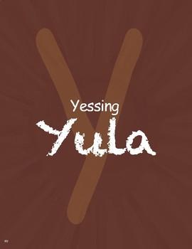 Yessing Yula - Adventure, Taking Risks