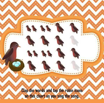 Yesterday I Heard A Robin Sing: Intro. Low Ti/1st & 2nd Endings - PPT Edition