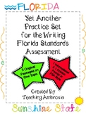 Yet Another Practice Set for the Writing FSA FL Standards Assessment Test Prep