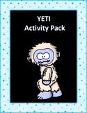 Yeti Activity Pack