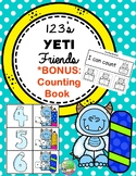 Yeti Friends -  123's Number Match