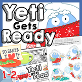 Yeti Gets Ready: Abominable Snowman Literacy Pack