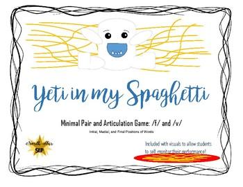 #nov2017SLPMUSTHAVE Yeti in my Spaghetti Game Companion: F/V Artic Bundle