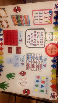 Yetta's Learning Board
