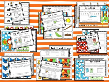 Yippee Skippee! Celebrate with Me! {Math & ELA Centers for the Common Core}