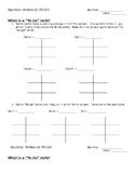 Yo Go Verbs Notes Sheet