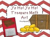 Yo Ho! Yo Ho! Treasure Math- decomposing