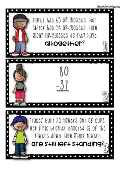 Yo, I'll Solve It! 2-Digit Addition & Subtraction