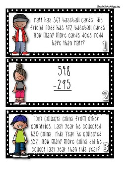 Yo, I'll Solve it! 3-Digit Subtraction