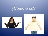 Yo Soy! Powerpoint with Adjectives in Spanish