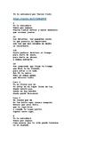 Yo Te Extrañaré (I Will Miss You) by Tercer Cielo. Spanish