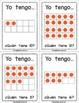 Yo Tengo, Quién Tiene Cuadro de Diez {I Have, Who Has Ten Frames in Spanish}