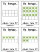 Yo Tengo, Quién Tiene Tréboles en Cuadro de Diez {I Have, Who Has Spanish}