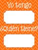 Yo Tengo/Quien Tiene - Multicolored
