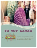 Yo Voy Ganao - Lyrics in Spanish & English with cultural activity