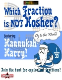 Yo, Which Fraction Is NOT Kosher? Featuring Hanukah Harry!