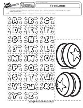 Yo-Yo Letters