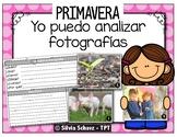 PRIMAVERA - Yo puedo analizar fotografías