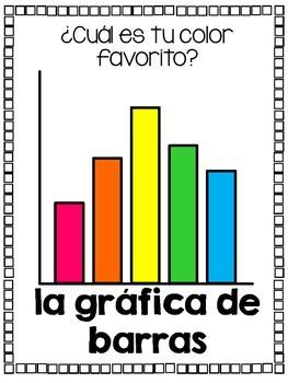 Yo puedo aprender gráficas - A Bilingual Introduction to Graphs - Spanish!