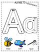 Yo puedo identificar letras y sonidos - letras kinestésicas