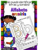 Yo puedo identificar letras y sonidos - Alfabeto arcoíris