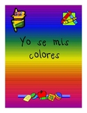 Yo se mis colores (I know my colors)