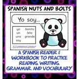 Yo soy... : A beginning Spanish workbook/reader (soy, adjectives)