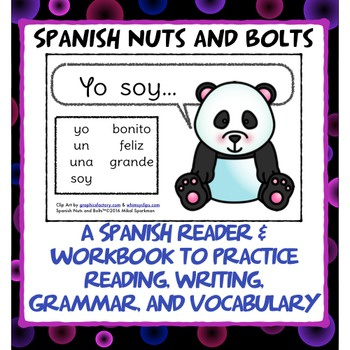 Yo soy... : A beginning Spanish workbook/reader