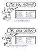 Yo soy activo: A beginning Spanish verb workbook/reader (verbos, yo form)