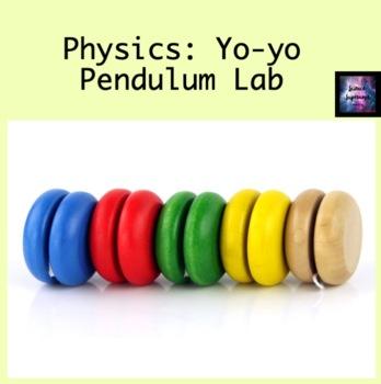 Yo-yo Pendulum Lab